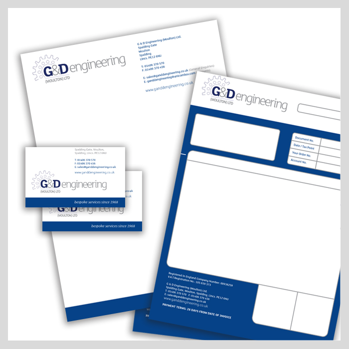 G and D stationery