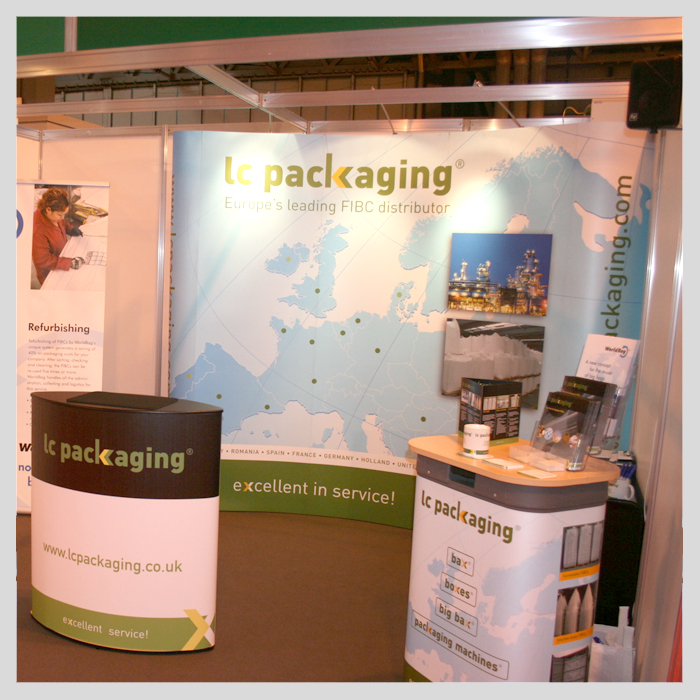 LC Packaging exhibition