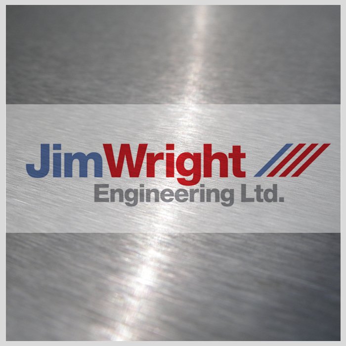 Jim Wright Engineering Logo Design